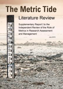 Metric_tide_literature_review